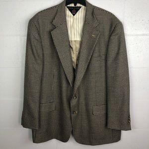 Tommy Hilfiger Dillard's Houndstooth Suit Jacket